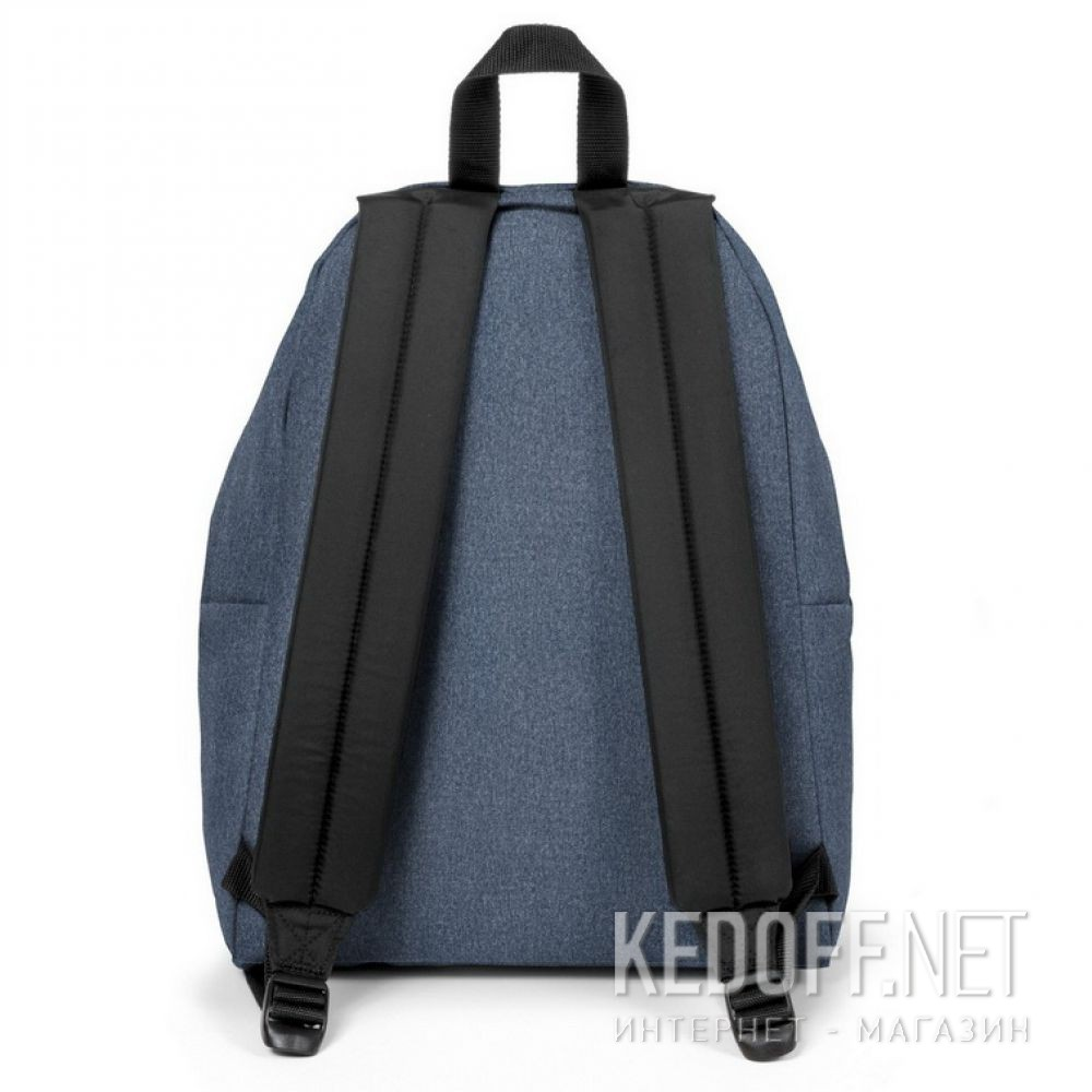Рюкзак Eastpak Padded Pak'r Double Denim EK62082D купить Киев