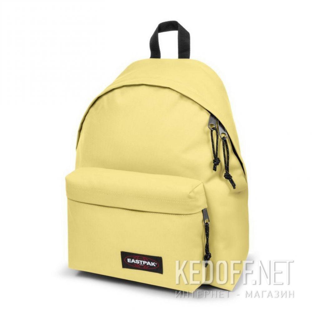 Рюкзак Eastpak Padded Pak'r Liked Yellow EK62083P купить Украина