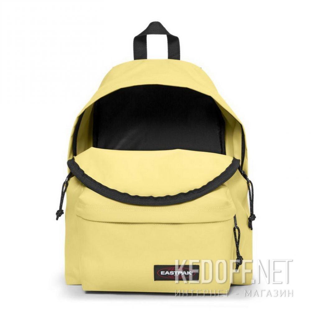 Рюкзак Eastpak Padded Pak'r Liked Yellow EK62083P купить Киев