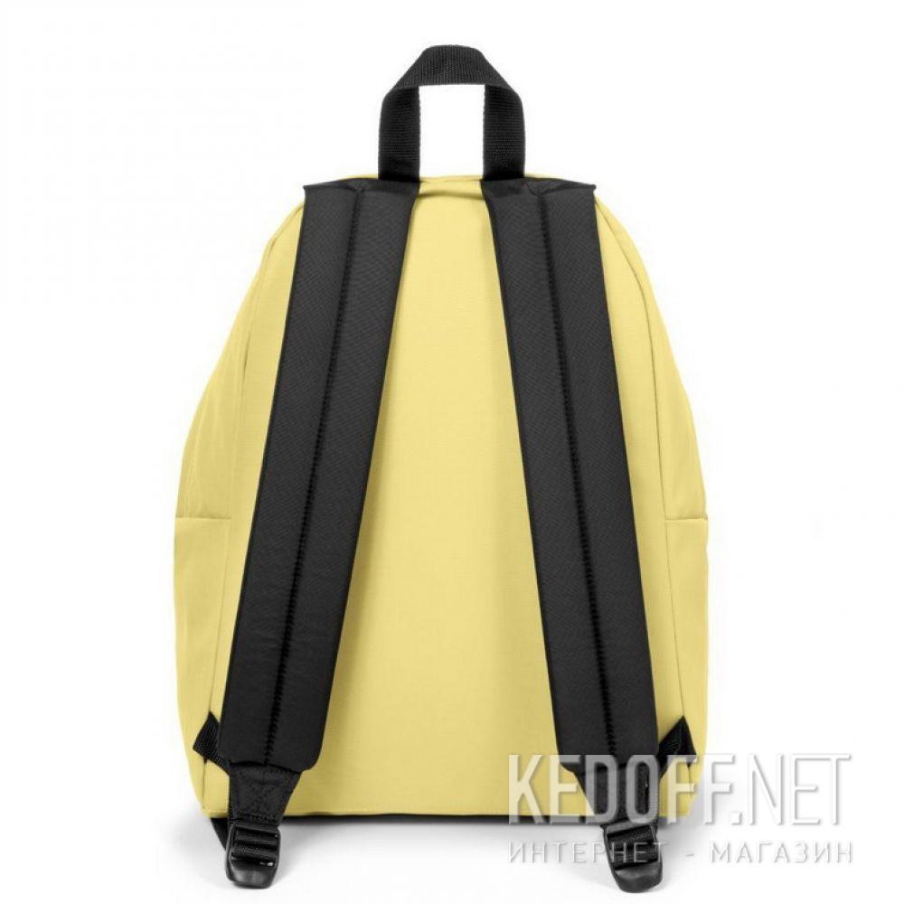 Оригинальные Рюкзак Eastpak Padded Pak'r Liked Yellow EK62083P