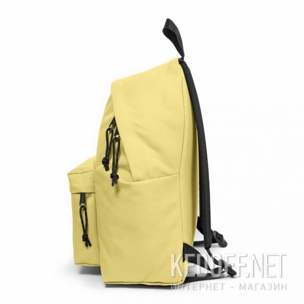 Рюкзак Eastpak Padded Pak'r Liked Yellow EK62083P описание