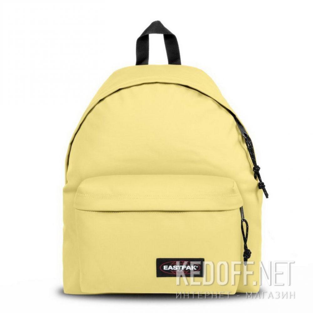 Купить Рюкзак Eastpak Padded Pak'r Liked Yellow EK62083P