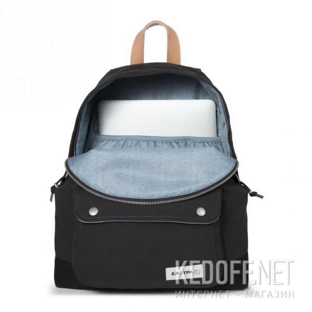 Рюкзак Eastpak Padded Pak'r Superb Black EK62089M купить Киев