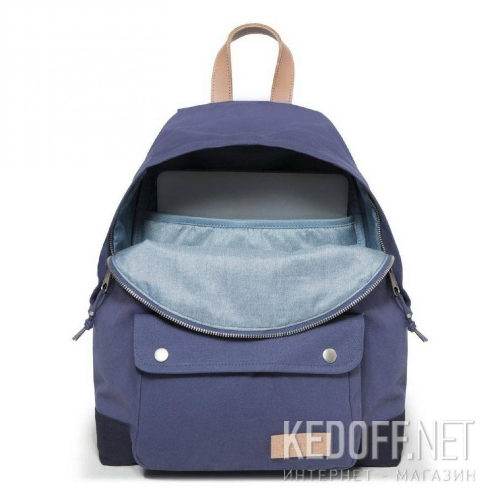 Рюкзак Eastpak Padded Pak'r Superb Marine EK62041Q купить Киев