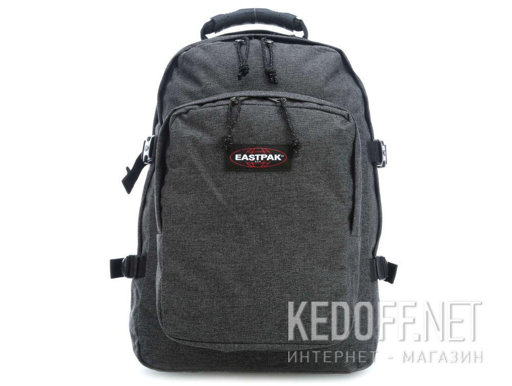 Купить Рюкзак Eastpak Providerr Black Denim EK52077H