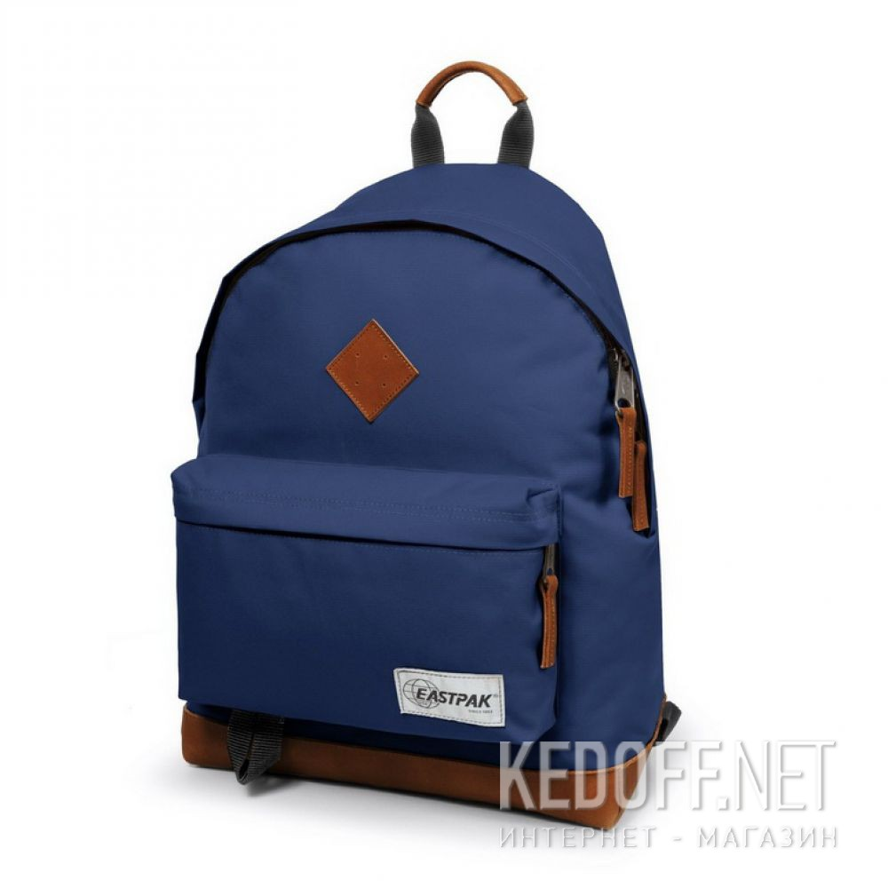 Рюкзак Eastpak Wyoming Into The Out Into Tan Navy EK81164J купить Украина