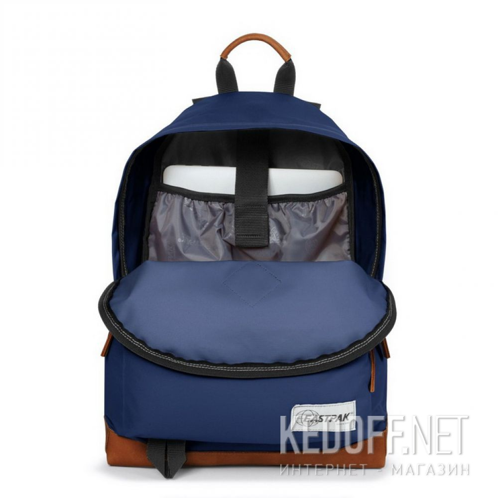 Рюкзак Eastpak Wyoming Into The Out Into Tan Navy EK81164J купить Киев