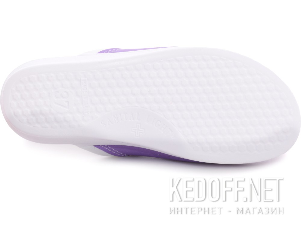 Ортопедичне взуття Sanital Light Violete Antishok 1250-24 Made in Italy