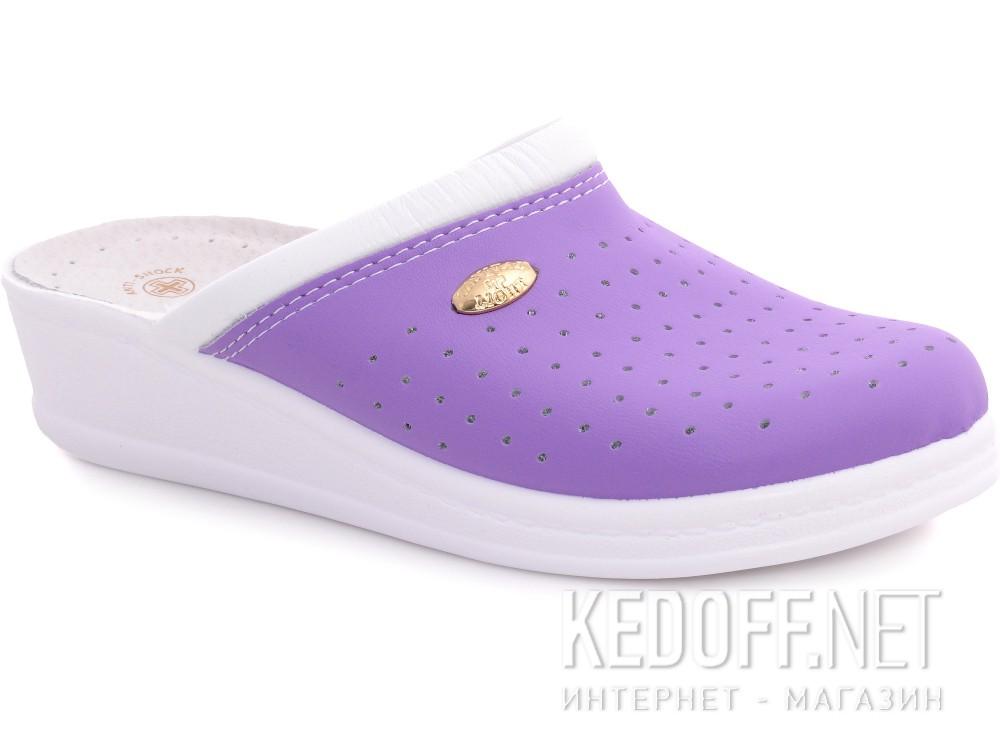 Женские тапочки Sanital Light 1250-24   (фиолетовый)