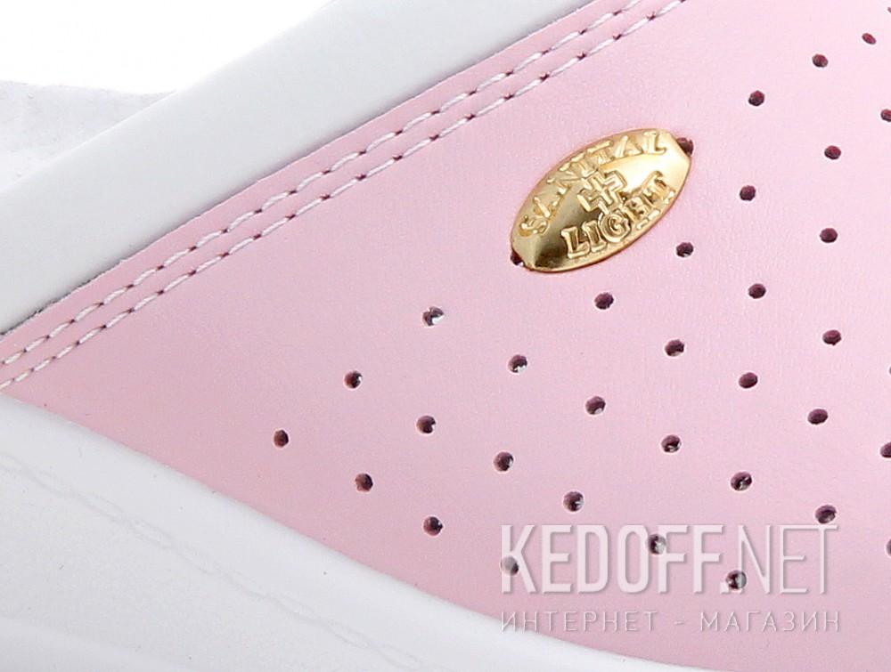 Сабо Sanital Light 1250-34 унисекс   (розовый) купить Киев