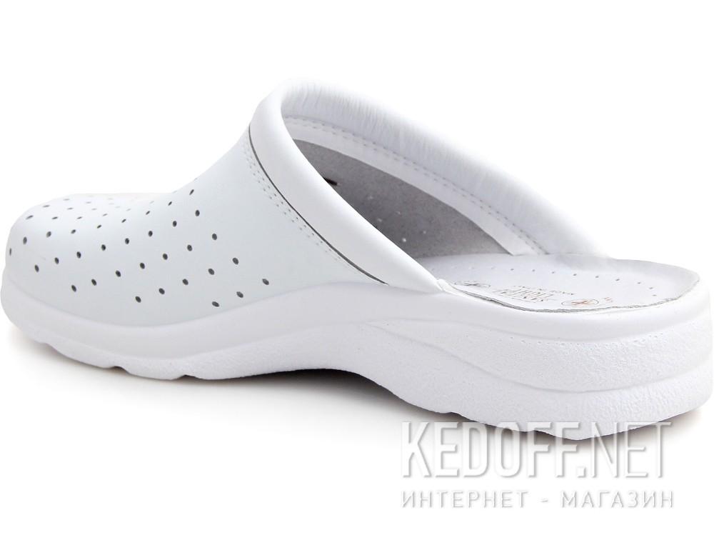 Мужская медицинская обувь Sanital Light 1750-13   (белый) купить Украина