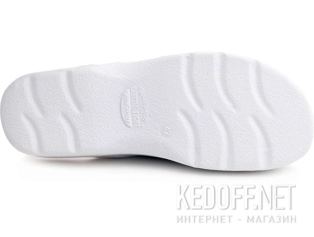 Оригинальные Мужская медицинская обувь Sanital Light 1750-13   (белый)