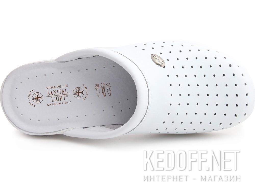 Мужская медицинская обувь Sanital Light 1750-13   (белый) описание
