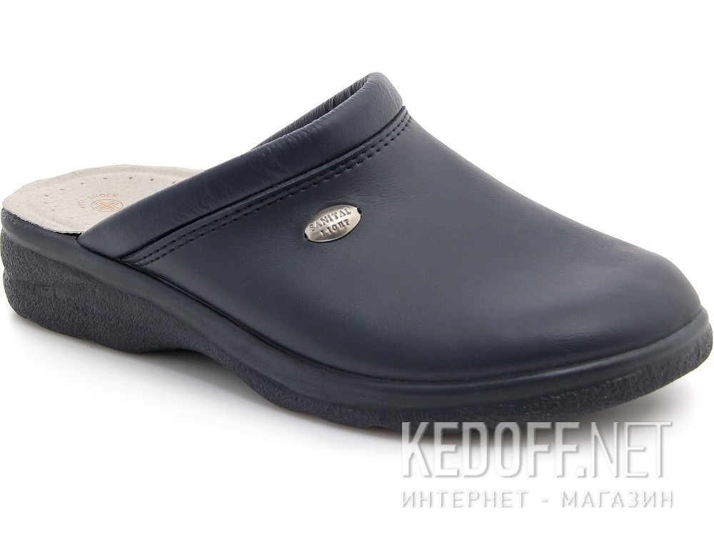 Shoes chef Sanital Light Blue 1753-89 Made in Italy