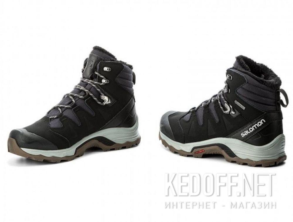 Оригинальные Мужские ботинки Salomon Quest Winter Gtx 398547
