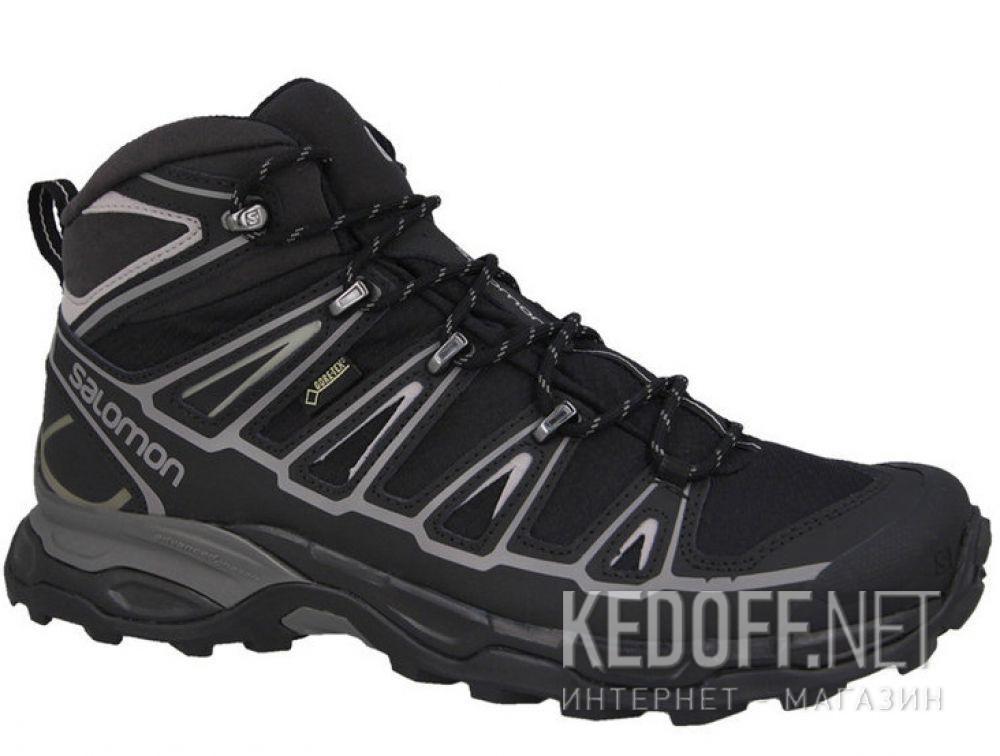 Ботинки Salomon X Ultra Mid 2 Gtx 370770 купить Киев