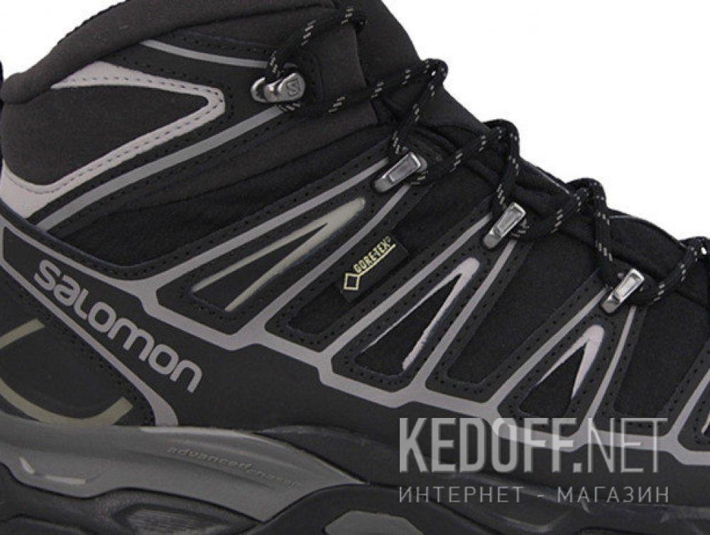 Ботинки Salomon X Ultra Mid 2 Gtx 370770 описание