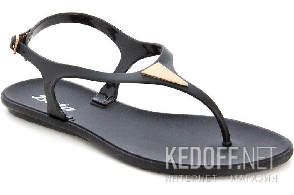 Bata womens sandals Black 679