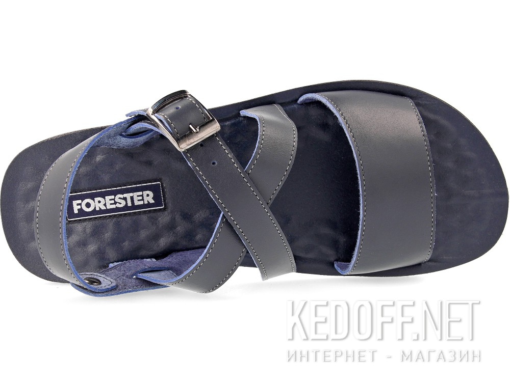 Сандалі Forester Sand Navy Leather 049-89