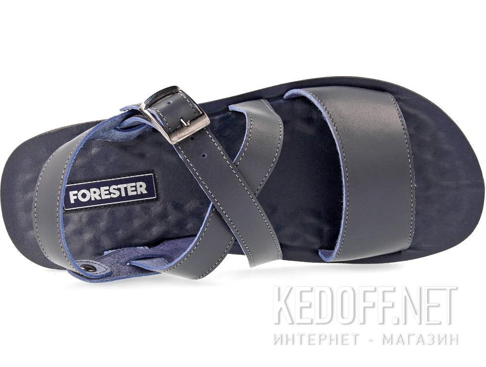 Сандалі Forester Sand Navy Leather 049-89