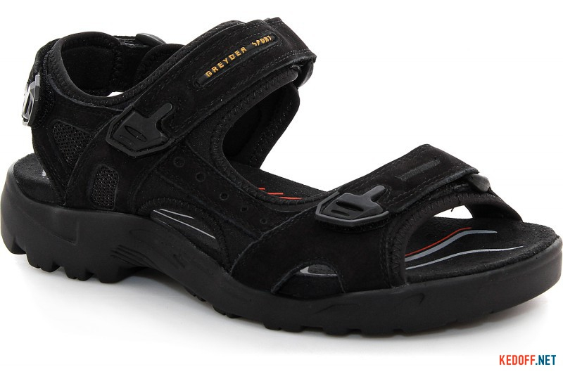 Men's sandals Greyder 65541-27 Nubuck