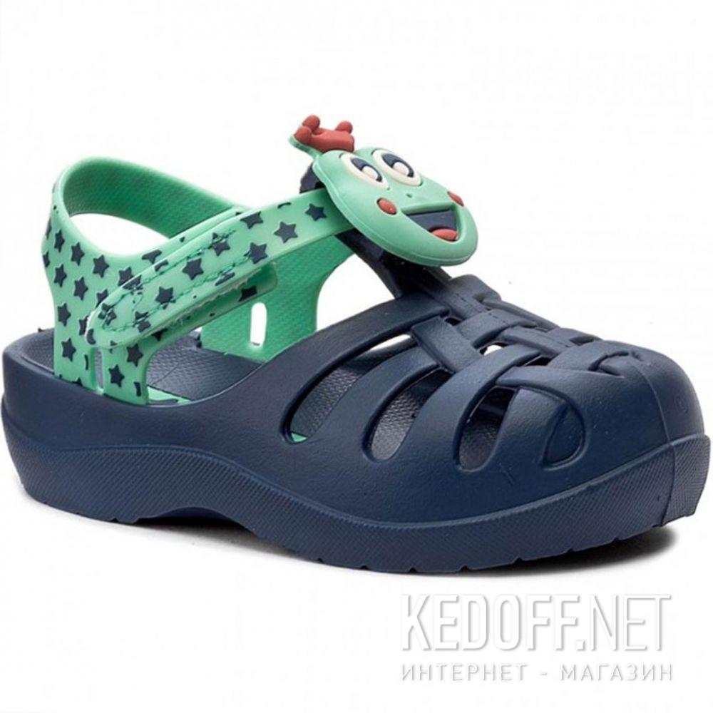Цены на Сандалии Ipanema Summer III Baby 81948-23566 (тёмно-синий/зеленый)