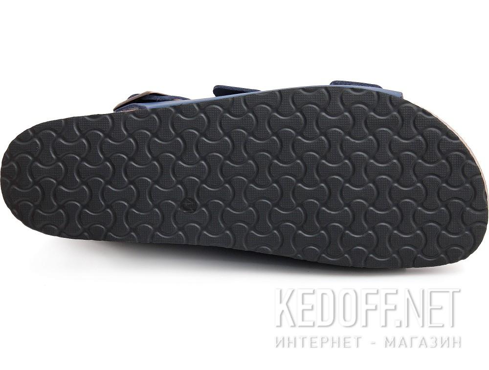 Мужские сандалии Las Espadrillas 06-0190-003   (синий) купить Киев