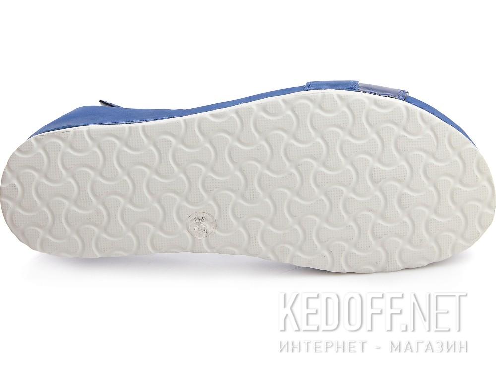 Ортопедическая обувь Las Espadrillas 07-0275-002 унисекс   (синий) купить Киев