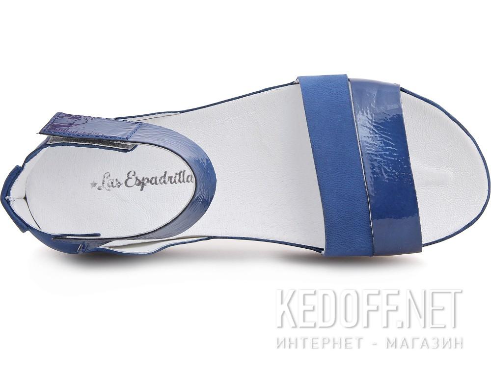 Оригинальные Ортопедическая обувь Las Espadrillas 07-0275-002 унисекс   (синий)