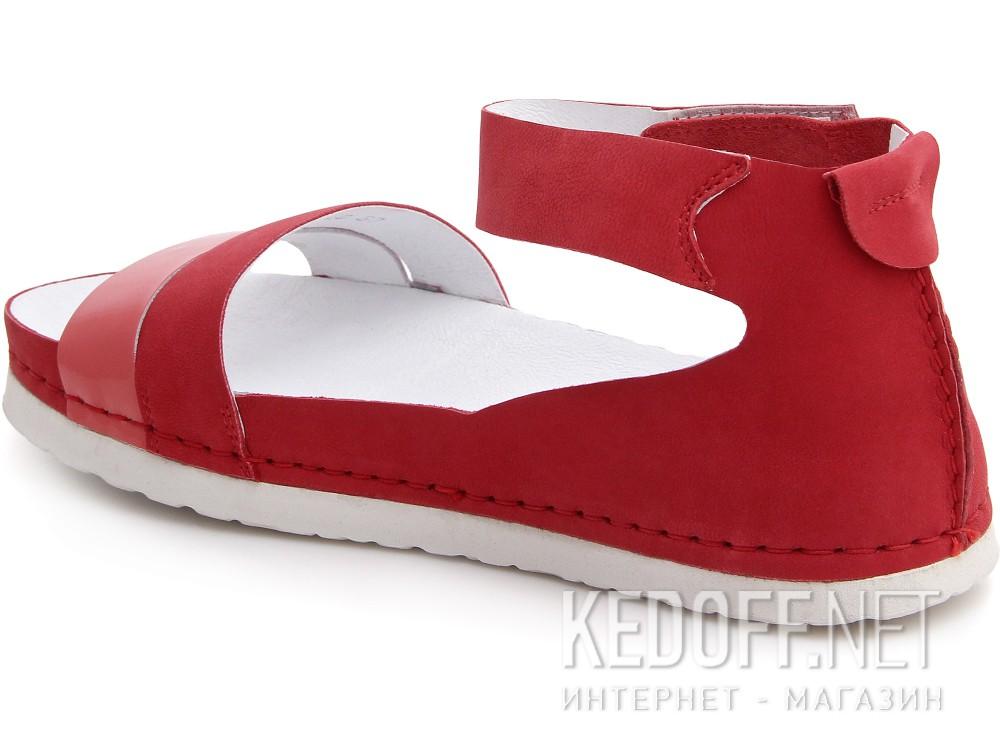 Orthopedic shoes Las Espadrillas 07-0275-003(red) купить Украина