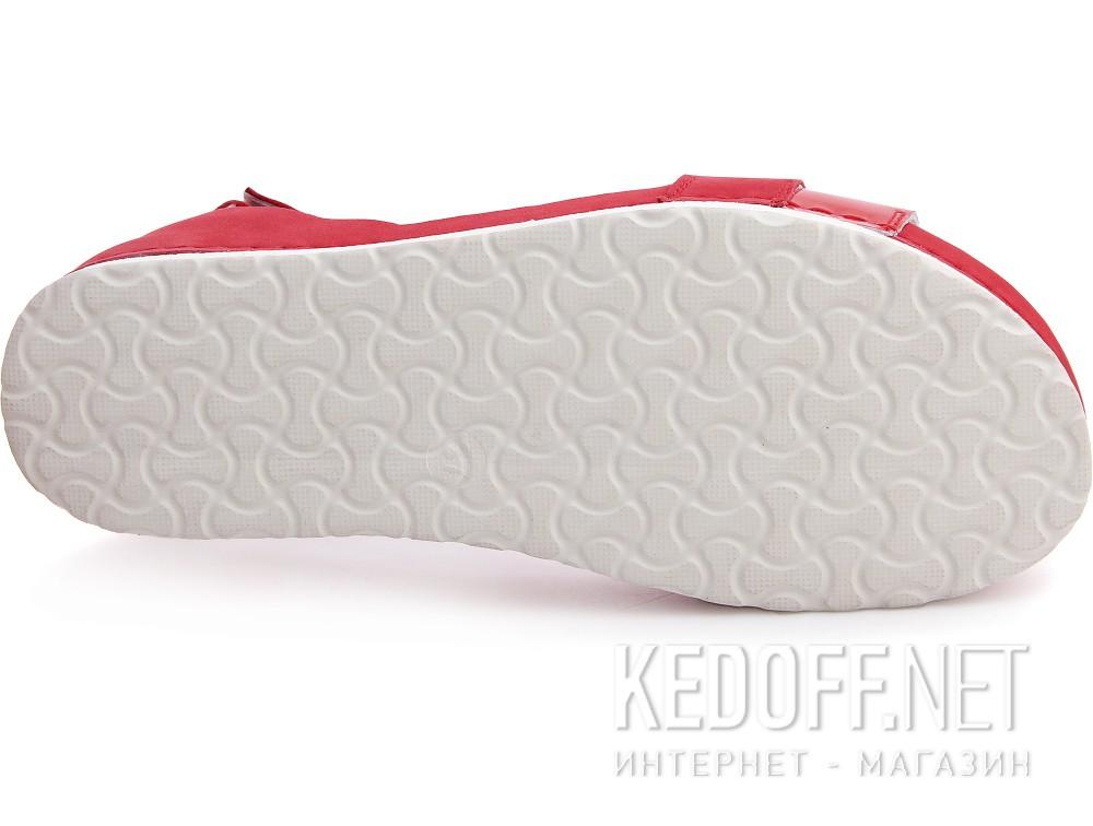 Оригинальные Orthopedic shoes Las Espadrillas 07-0275-003(red)