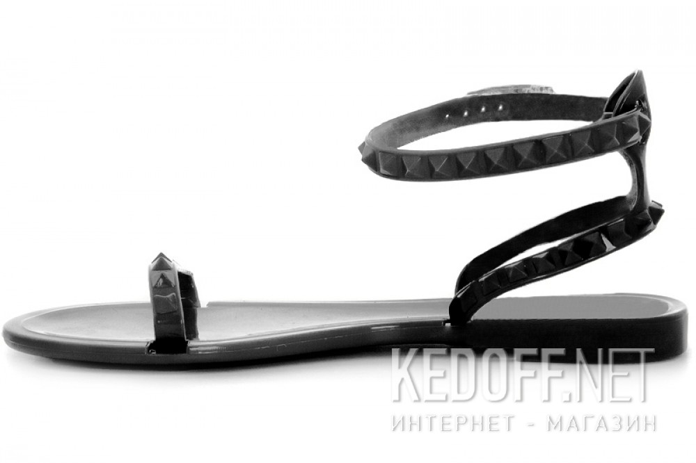 Sandals Las Espadrillas 307-1 Black