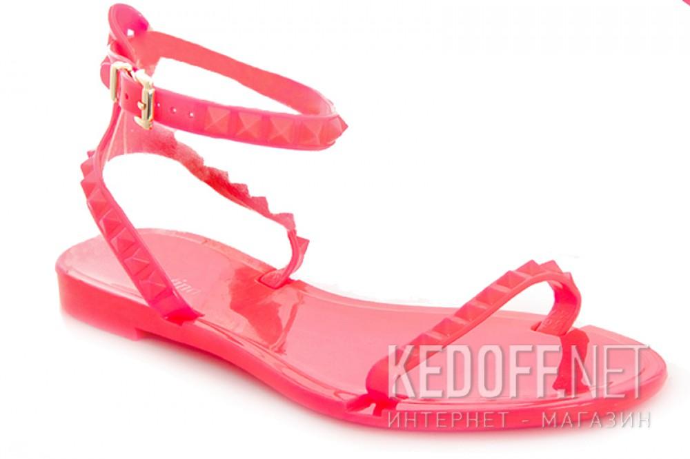Sandals Las Espadrillas 307 Pink
