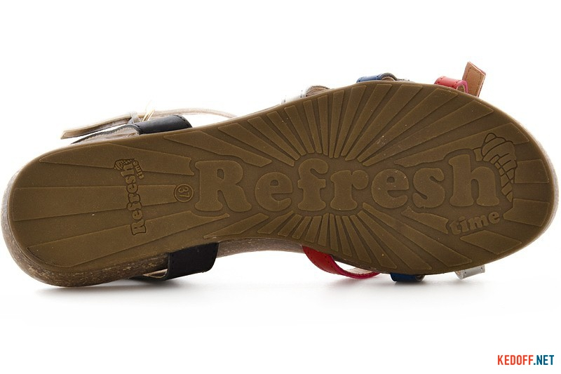 Sandals Tommy Refresh 60060
