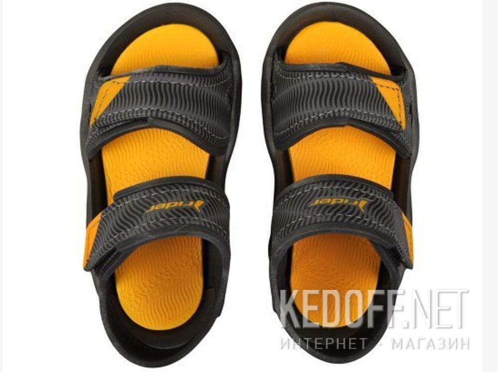 Сандалии Rider Rs 2 III Baby 81693-21215  (жёлтый/серый) купить Украина