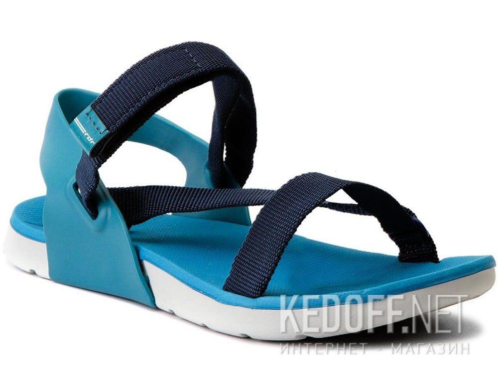 Купить Сандалии Rider RX Sandal 82136-22280  (тёмно-синий/бирюзовый/синий)