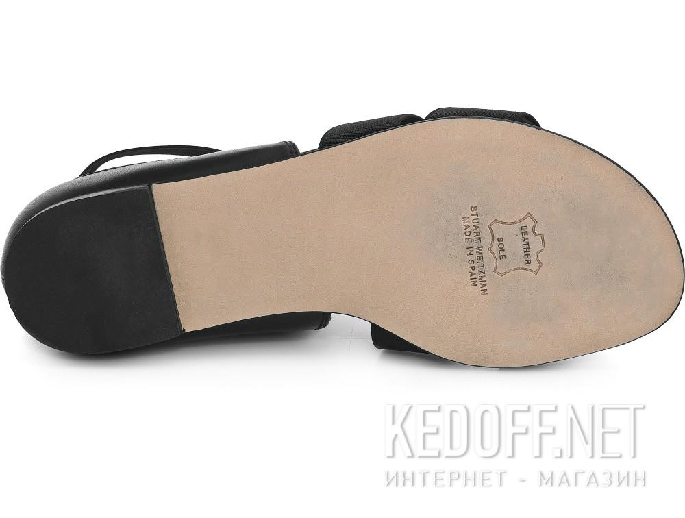 Женские сандалии Stuart Weitzman 0842   (чёрный) купить Киев