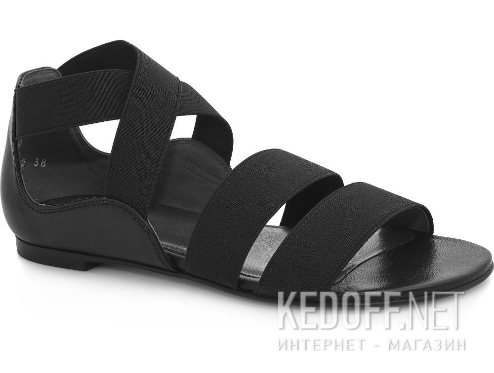 Купить Женские сандалии Stuart Weitzman 0842   (чёрный)