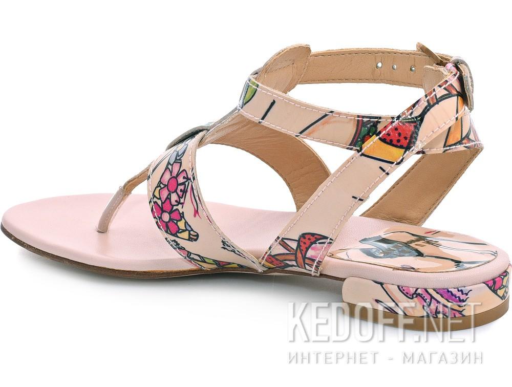 Жіночі босоніжки Stuart Weitzman 54417 (бежевий) купити Україна