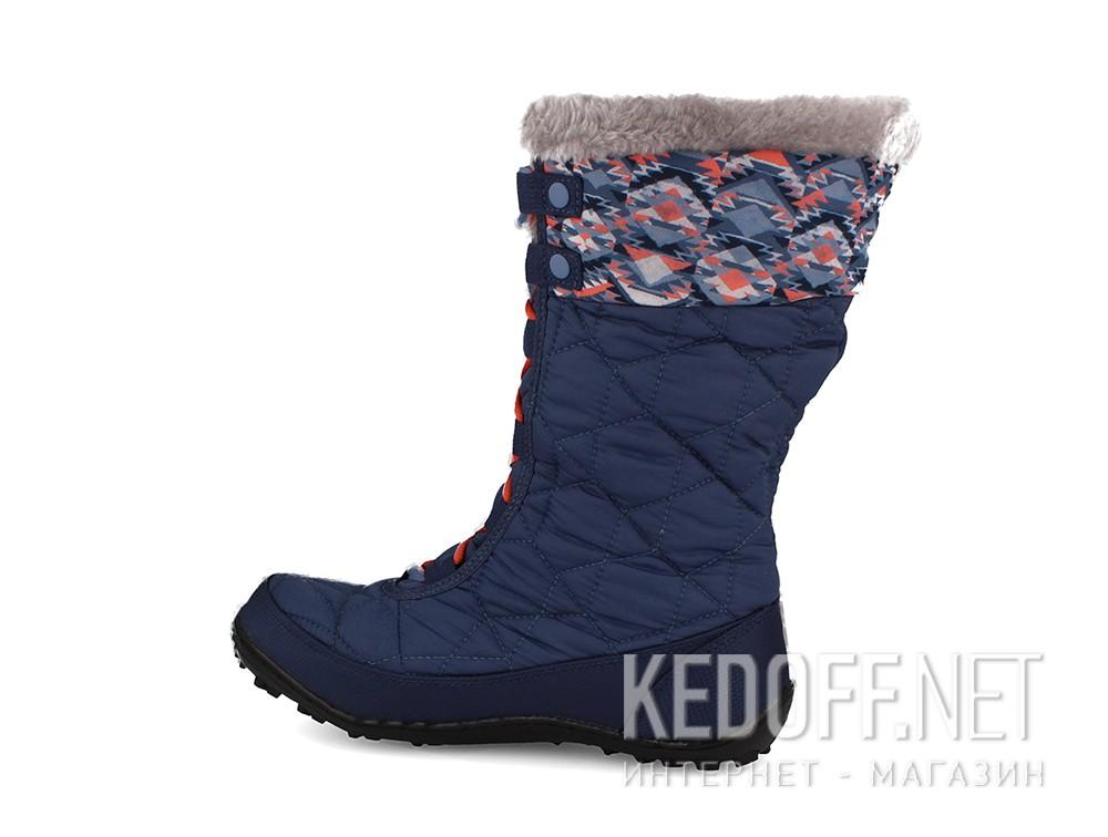 Жіночі чоботи Columbia BY 1336-478 (Синій) купити Україна