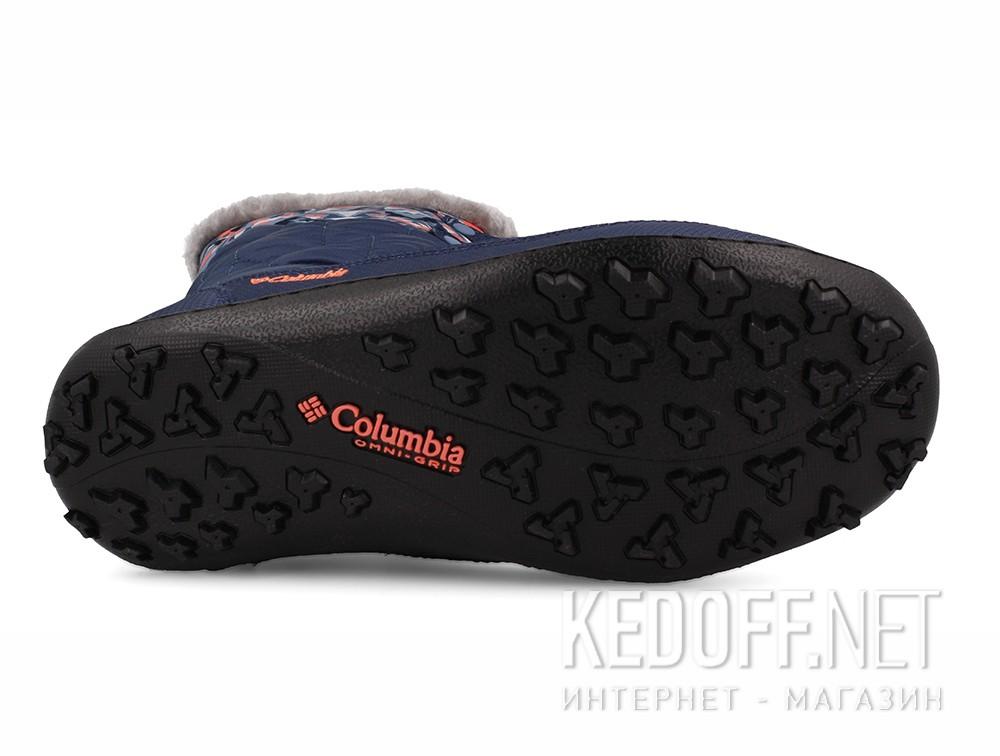 Оригинальные Жіночі чоботи Columbia BY 1336-478 (Синій)