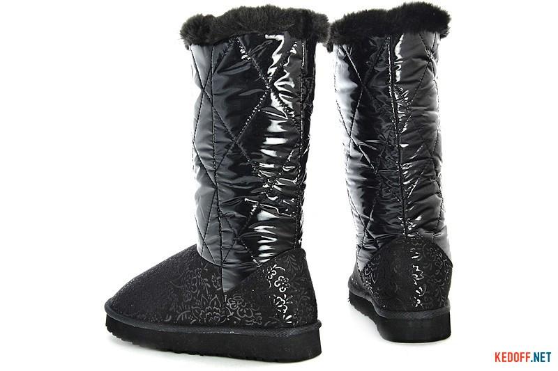Жіночі чоботи Forester 0985 Чорні