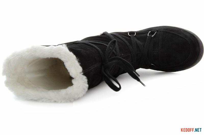 Сапоги зимние Forester 155903-901 Натуральная овчина