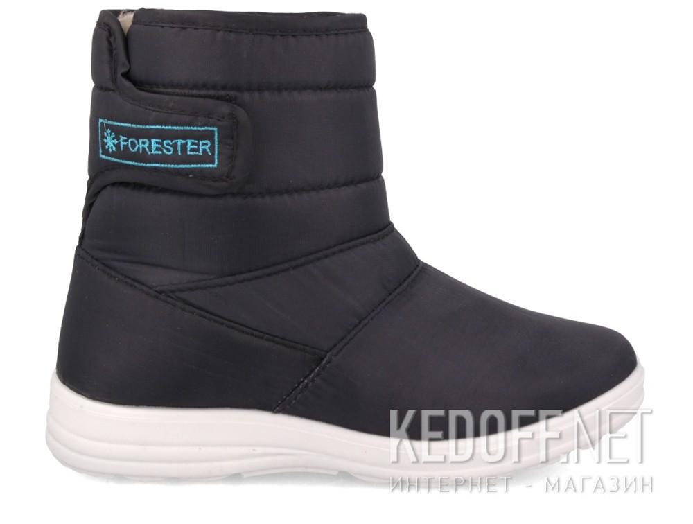 Дутики Forester 26480-89 унисекс   (тёмно-синий) купить Киев