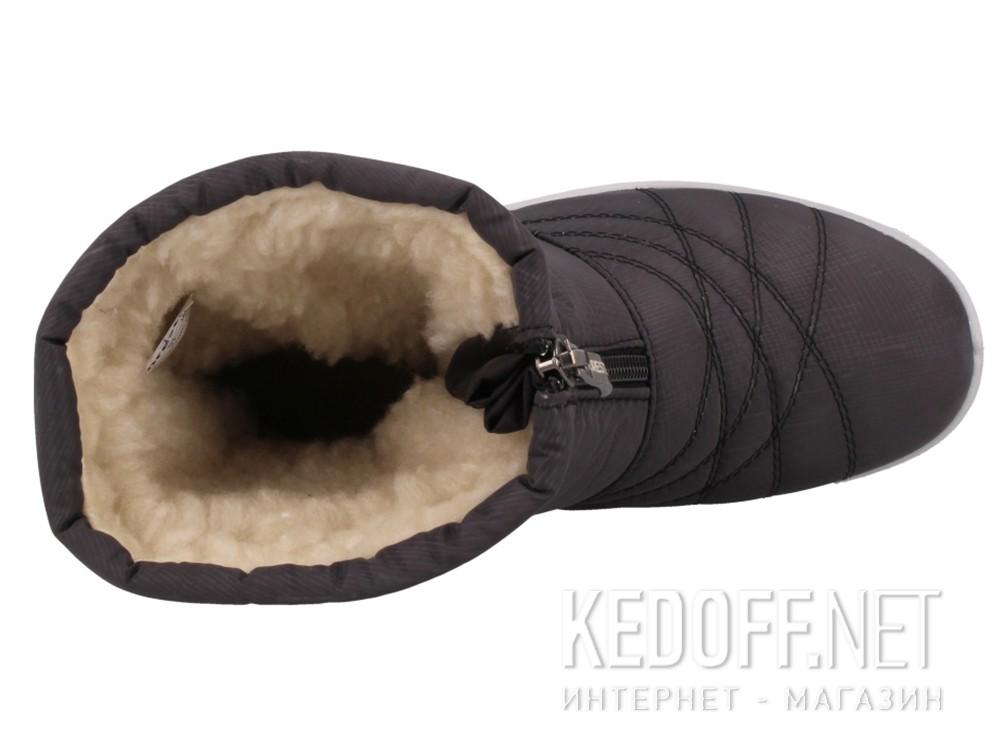 Термоботинки Forester Apres Ski 26482-37 унисекс   (тёмно-серый)