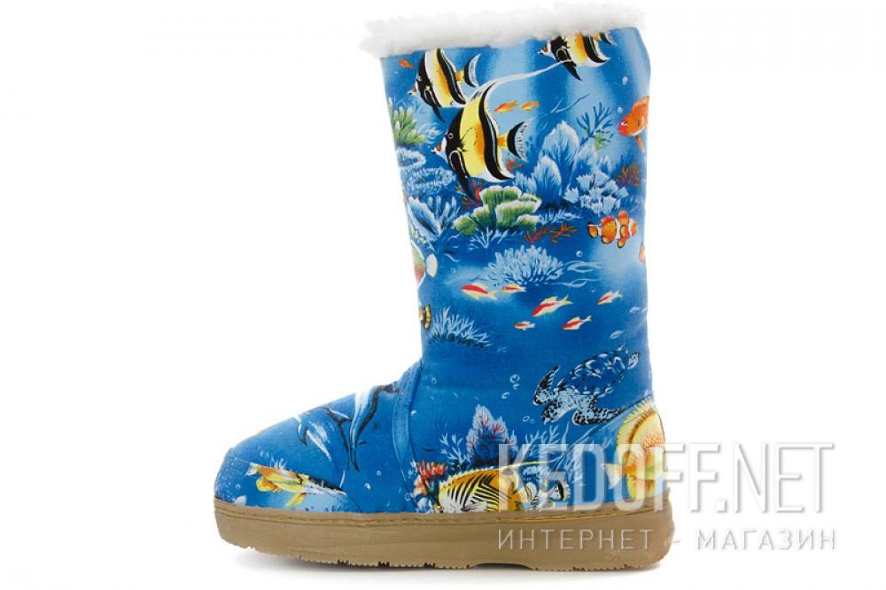 Зимові чоботи Forester 28-0000683 Штучне хутро