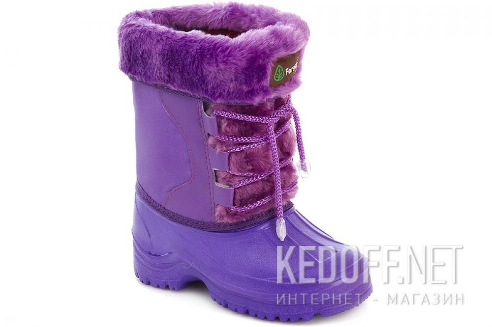 Купить Детские сноубутсы Forester 3448   (фиолетовый)