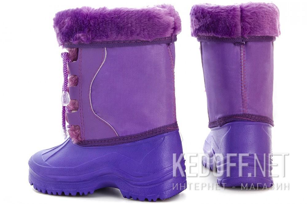 Детские сноубутсы Forester 3448   (фиолетовый) купить Киев