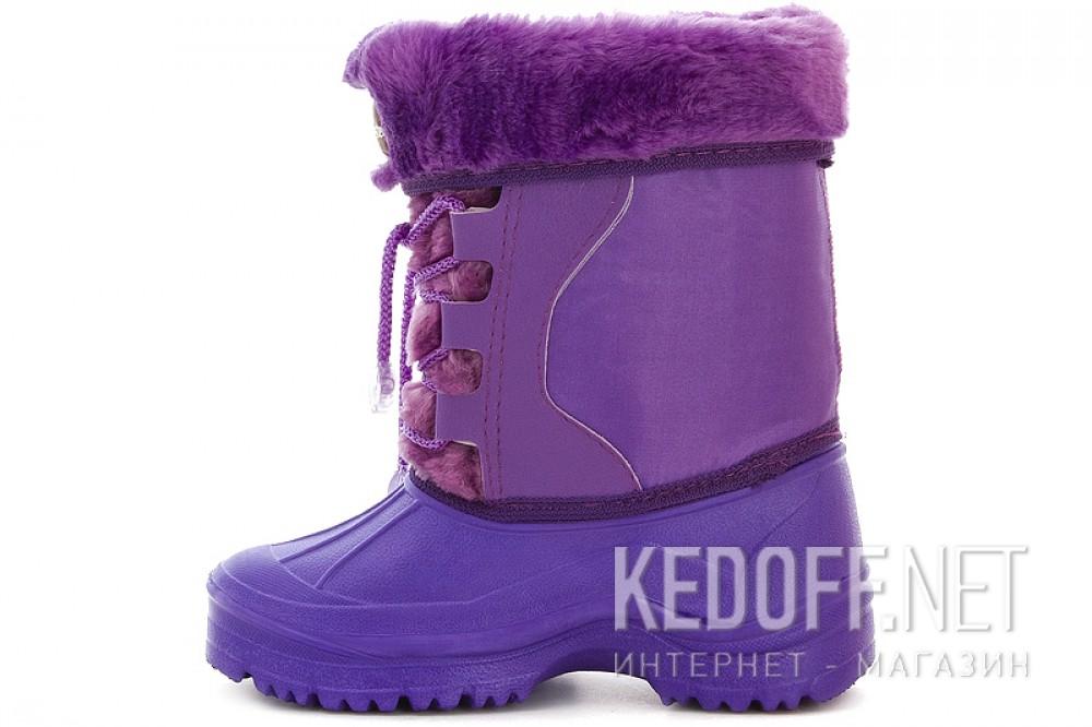 Оригинальные Детские сноубутсы Forester 3448   (фиолетовый)