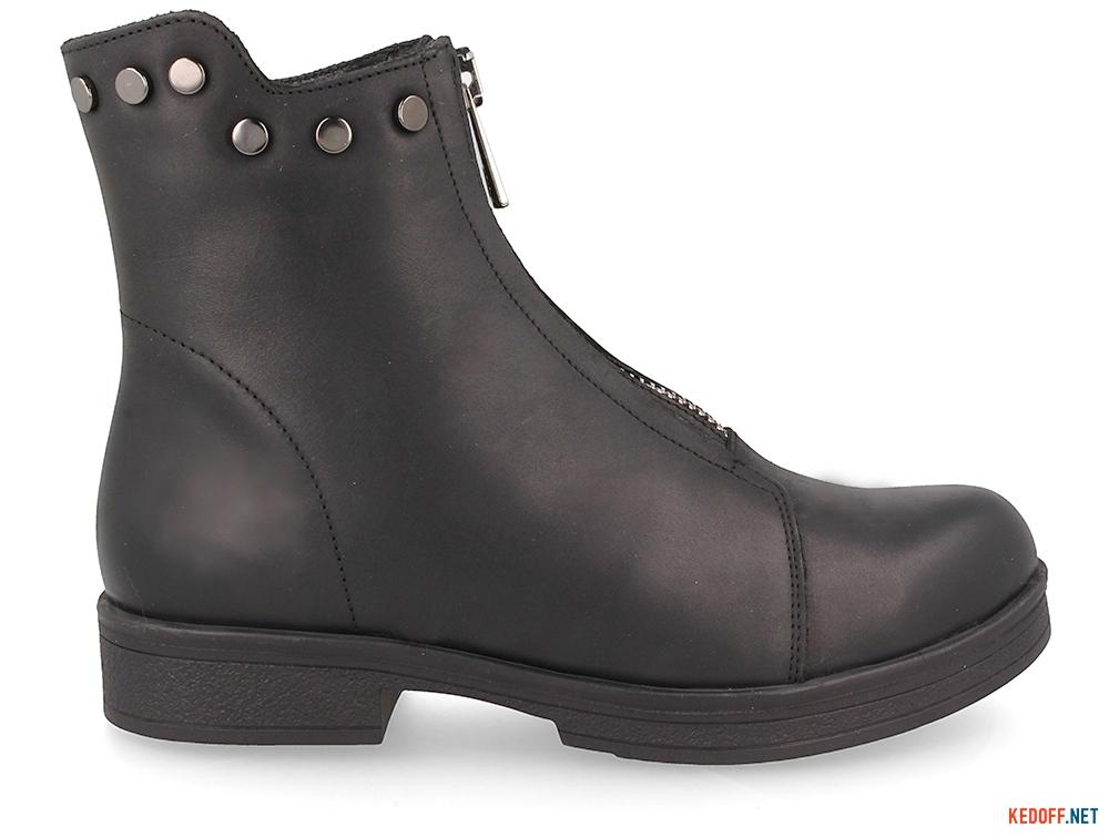 Женские ботинки Forester Zip Crazy 3500-27 купить Киев